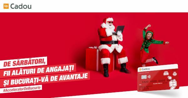 Și de acest Crăciun, deși pandemie, angajații vor primi carduri și tichete cadou