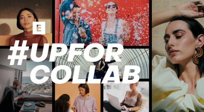 Geometry anunță lansarea platformei internaționale #UpForCollab