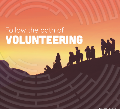 YOUvolunteer | Follow the path of volunteering