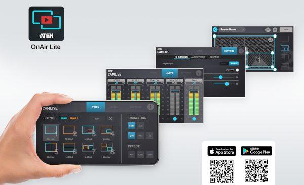 ATEN a anunțat disponibilitatea pe piață a premiatului dispozitiv de captură pentru transmisii live – CAMLIVE PRO UC3022