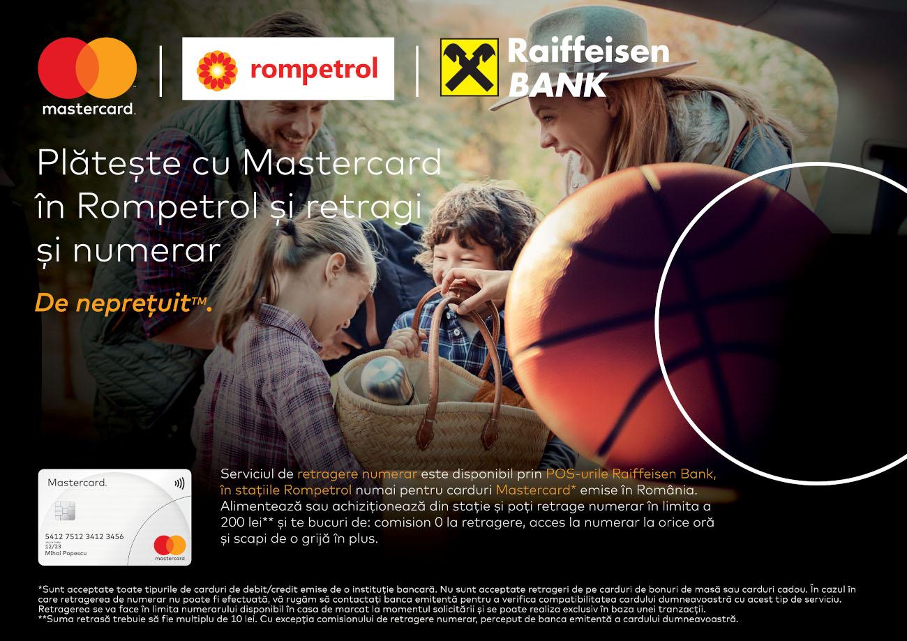 CashBack POS_Mastercard_Raiffeisen_Rompetrol