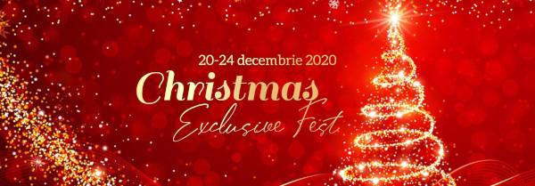"""Artiști consacrați ai scenei culturale românești s-au alăturat pentru a organiza prima ediție a concursului național de colinde """"Christmas Exclusive Fest 2020"""""""