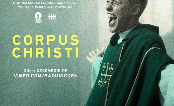 Corpus Christi, disponibil online în România