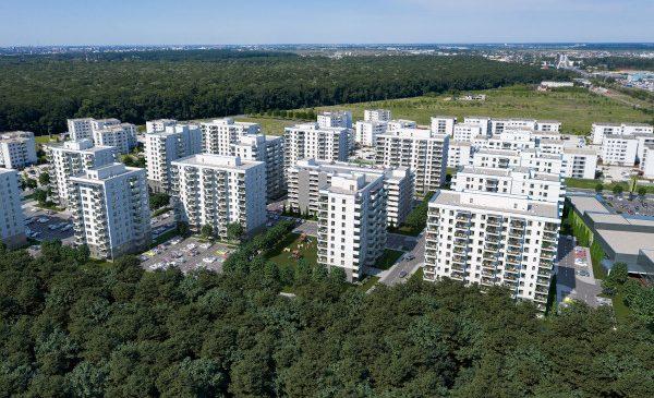 Impact Developer & Contractor începe lucrările de construire la primele 406 apartamente din Greenfield Teilor Băneasa