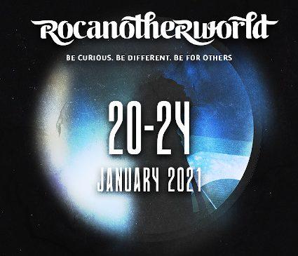 Festivalul Rocanotherworld va avea o ediție de iarnă, online, între 20–24 ianuarie