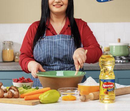 Din bucătărie în bucătărie, FRACTAL Communications spune povestea uleiului Spornic Omega 9 în noul spot TV
