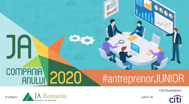 Junior Achievement România, cu sprijinul Citi România și Citi Foundation, continuă implementarea în licee a celui mai amplu program de antreprenoriat pentru elevi, prin platforma e-learning JA Inspire™