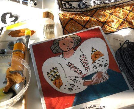 """Ia din tabloul lui Matisse prinde viață în ultimul episod """"Port Valoare și Splendoare"""""""