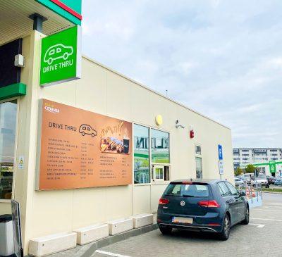 MOL România lansează Fresh Corner Drive Thru în noua stație deschisă în Bragadiru – un concept inovator, dedicat clienților aflați în continuă mișcare
