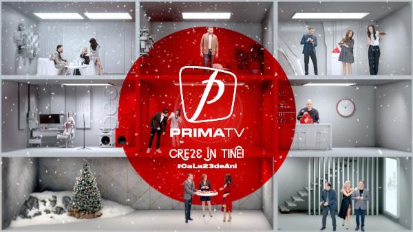 De 23 de ani, Prima TV crede în tine