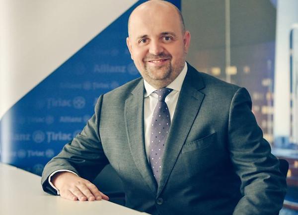 Virgil Șoncutean, CEO Allianz-Țiriac