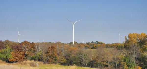 Enel Green Power pune în funcțiune două noi parcuri eoliene în SUA, inclusiv cea mai mare centrală operațională regenerabilă din lume