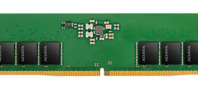 ADATA se pregătește pentru lansarea modulelor de memorie DDR5 de ultimă generație