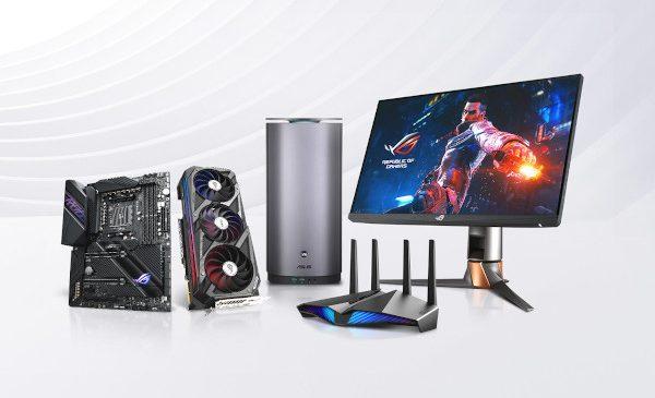 ASUS câștigă masiv premiile comunității European Hardware Association