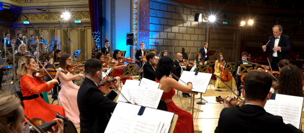 Concertul eveniment Ateneu ORT dirijor Cristian Mandeal
