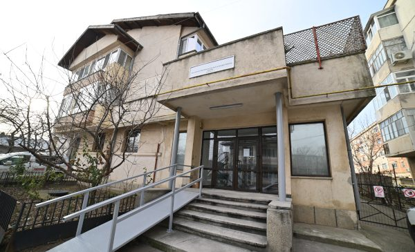 Spațiu E-Distribuție Dobrogea, transformat în centru de vaccinare anti-covid în Călărași