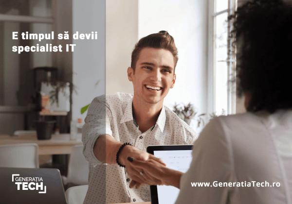 Generatia Tech - cursuri IT