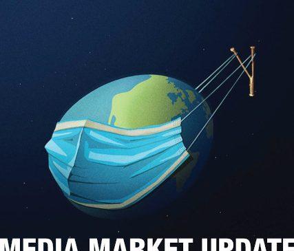 Piața de media din România a scăzut cu 2,7% în 2020, însă este așteptată o creștere de 4% în cursul acestui an