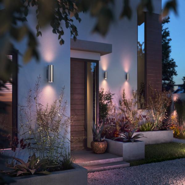 Philips Hue Appear Inox facade