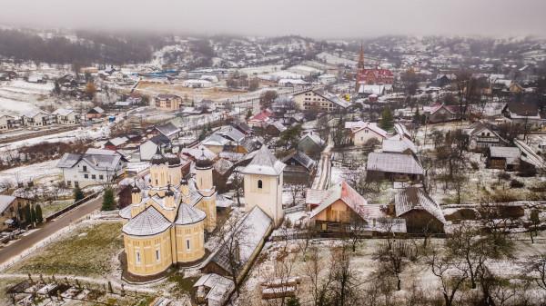 Incursiune de poveste în inima de sare a Bucovinei, la Cacica