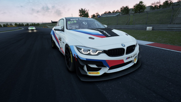 Racing League Romania powered by BMW present at the last Bucharest Gaming Marathon of the year