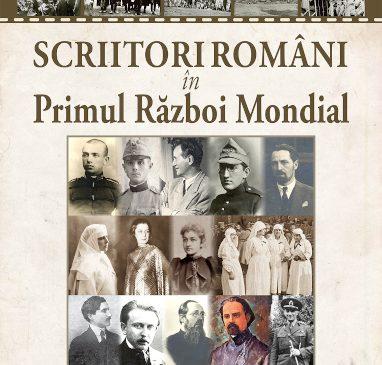 """Expoziția """"Scriitori români în Primul Război Mondial"""" la București Mall – Vitan"""