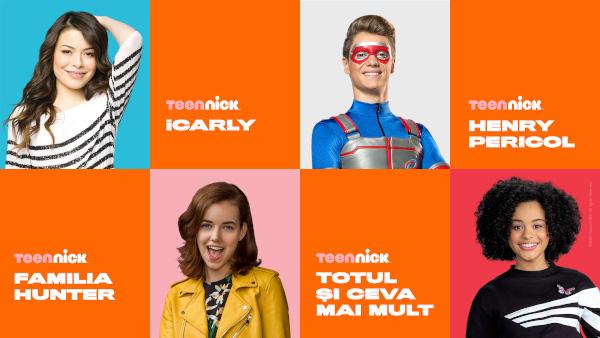TeenNick s-a lansat pe micile ecrane, cu o grilă de programe dedicată exclusiv adolescenților