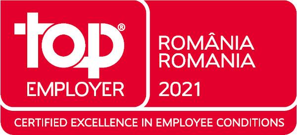 Top Employer Romania 2021