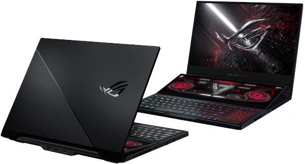 ROG anunță laptopul de gaming cu două ecrane Zephyrus Duo 15 SE