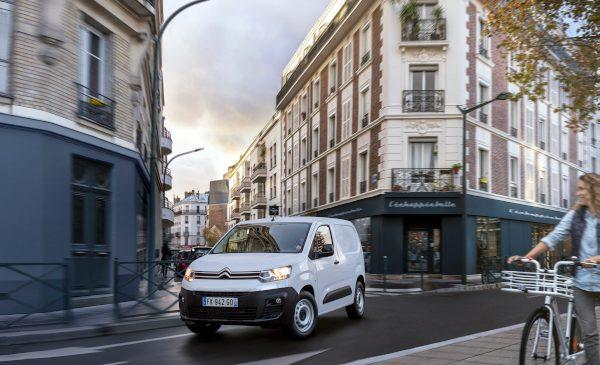 Citroën ë-Berlingo Van, volumul și modularitatea recunoscute ale utilitarei Berlingo Van, plus liniștea oferită de tehnologia electric