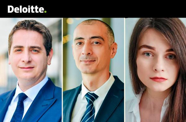echipa Deloitte tranzactie VIG-Aegon