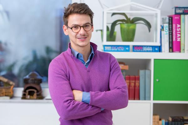 Silviu Petran, Managing Director Exploratist