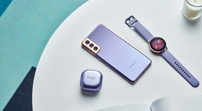 Samsung Galaxy S21 și Galaxy S21+ transformă fiecare zi într-una epică