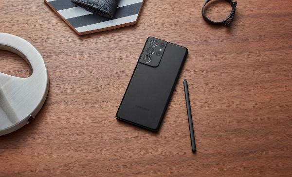 Samsung Galaxy S21 Ultra black s pen