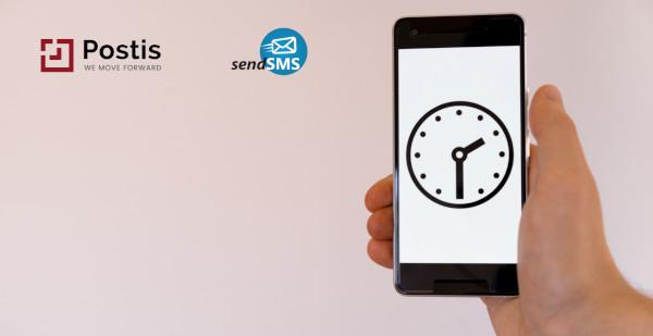Printr-un nou parteneriat încheiat de Postis și SendSMS, procesele logistice devin instrumente puternice de marketing
