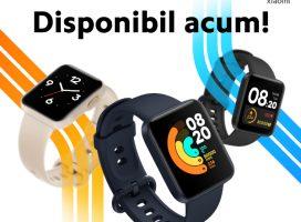 Mi Watch Lite s-a lansat pe piata din România