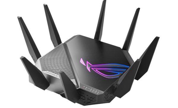ROG Rapture GT-AXE11000 este primul router WiFi 6E din lume