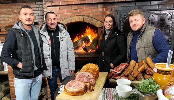 """Locuri de poveste, povești cu tâlc și bucate gustoase într-o nouă ediție """"ROventura"""", sâmbătă, începând cu ora 15.00, la Kanal D"""