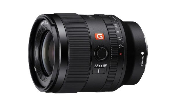 Sony lansează la CES 2021 cel mai nou membru al gamei obiectivelor Full-Frame G Master™: FE 35mm F1.4 GM