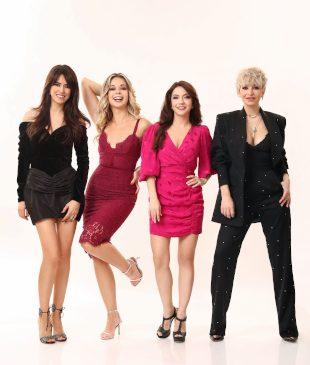 Din 1 martie, de la ora 17.00,  Ioana Petric, Diana Bart, Giuliași Gabriela Marin vin la Prima TV în show-ulHai cu fetele!