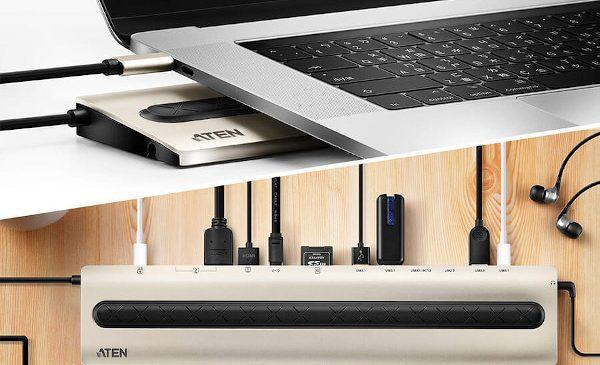 Premii PC Garage și Patru situații în care interfața USB-C poate îmbunătăți productivitatea și conținutul de divertisment