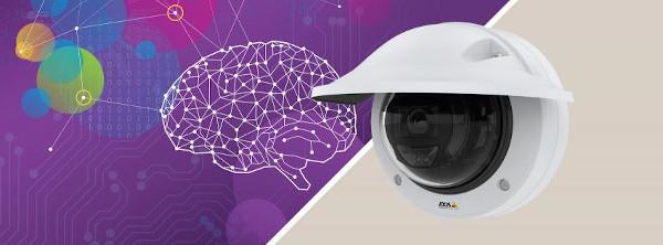 ELKO Romania anunță disponibilitatea noii camere cu capabilități de inteligență artificială – AXIS P3255-LVE