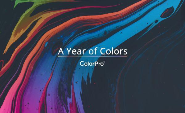 """ViewSonic a lansat la nivel internațional campania """"Anul culorilor"""""""