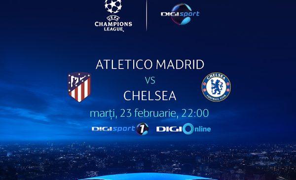 Spectacolul UEFA Champions League, pe Național Arena și, în direct, la Digi Sport