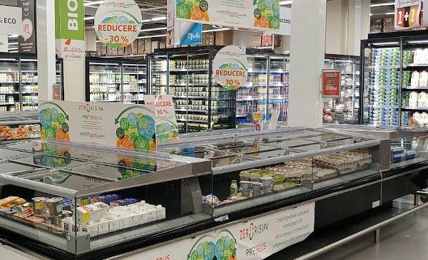 Prin programul Zero Risipă, Auchan salvează anual peste 800 de tone de alimente