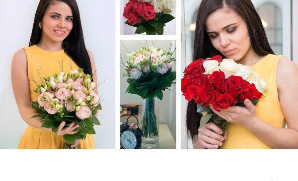 77% dintre femei vor să primească flori de Valentines Day