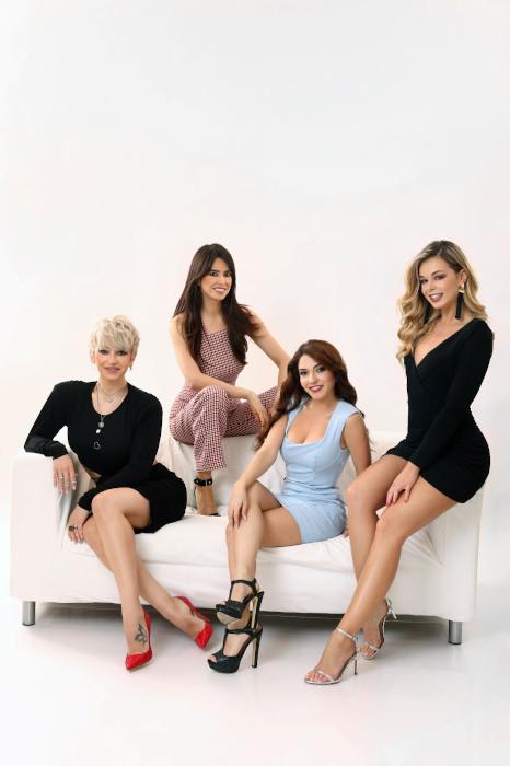 Giulia, Diana, Gabriela si Ioana