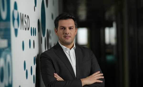 MSD România anunță numirea lui Kostas Papagiannis în poziția de Director General