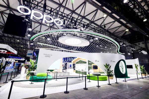 Mobile World Congress Shanghai 2021 - OPPO