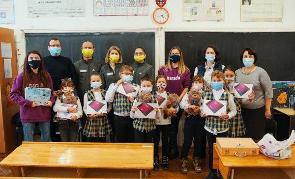 Narada, amplă intervenție de sprijinire a educației online în județul Bacău